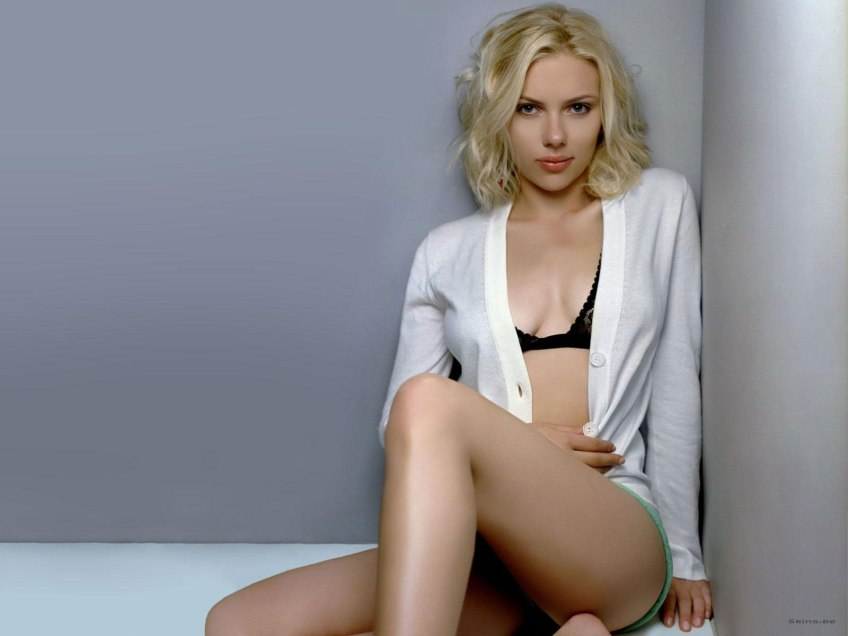 Wallpapers Scarlett Johansson Hd 1 Ser Seduccion
